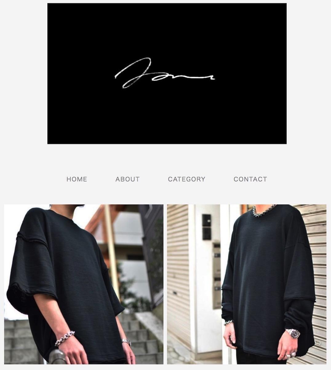 ファッションサイト yen